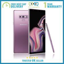 Samsung Galaxy Note 9 N9600 512GB Lavender Purple Dual SIM Unlocked 1 Year Wty