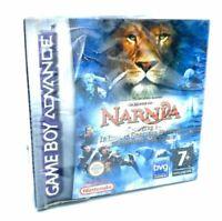Le Monde de Narnia chap 1 - Nintendo Game Boy Advance GBA - Neuf - PAL EUR