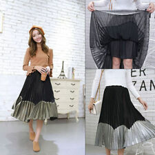 Unbranded Long Pleated Skirts for Women