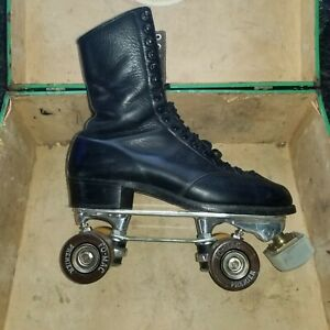 """Vtg BETTY LYTLE """"Styled by HYDE"""" Roller Skates insole 11"""" Cleveland Citation 200"""