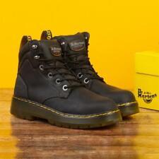 Dr Martens Brace Safety Boots Black Size 10 - NEW