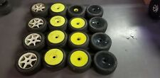 1/8 Buggy Wheels and tires 17mm hex Proline, Losi, Speedtreads