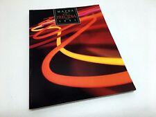 1993 Mazda MX-3 Precidia Brochure - French