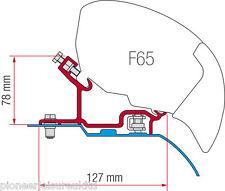 Fiamma Montage Parenthèses Kit F65 Stores pour Ducato/Boxer/Jumper H3 Après 06/2006