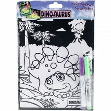 Dinosaurus Color Your Own Poster - NOTM539382