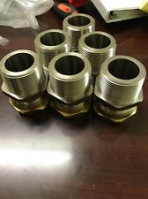 """Hawke 501/421/C2/125 1-1/2 """"NPT Flameproof Brass Cable Gland   NEW"""
