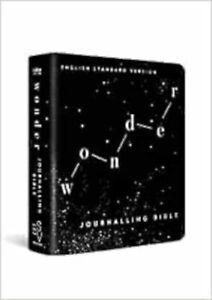 ESV Wonder Journalling Bible (Bible Esv), New,  Book