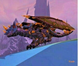 WoW Mount Phiole der Sande / Sandsteindrache Reittier World of Warcraft