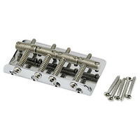 Vintage Bass Bridge Assembly for Vintage Jazz Bass and Precision Bass FP