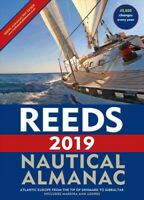 Reeds Nautical Almanac 2019 : Includes Reeds Marina Guide 2019, Paperback by ...