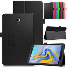 """For Samsung Galaxy Tab A A6 10.1 8"""" 10.5"""" PU Leather Smart Flip Stand Case Cover"""