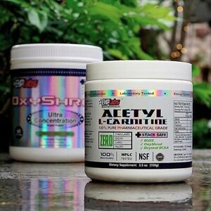 EHPLABS OXYSHRED THERMOGENIC FAT BURNER & L CARNITINE OXY SHRED CHEAP EHP LABS