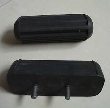 Gummiraste für Fußbretter Fußrastengummi für BMW R2 R4 R35 R4 R12 Zündapp KS600
