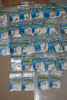 27 packs gamakatsu worm hooks assortment ewg offset drop shot round bend g-lock