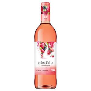Echo Falls Summer Berries Fruit Fusion 750ml