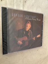 GORDON LIGHTFOOT CD A PAINTER PASSING THROUGH WOU 6949 2010 COUNTRY