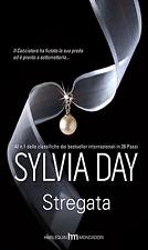 Stregata. Romanzo paranormal erotic di Sylvia Day - Ed. Harlequin Mondadori