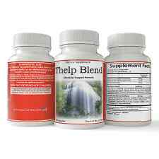 Thelp Blend, Natural Thyroid Support, Thyroid Function Enhancer, Hormone 90ct