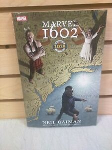 Marvel 1602 10th Anniversary Edition Hardcover HC - Pre-Owned