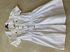 polo Ralph Lauren  girls white  dress size 5