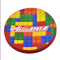 Disceez - Exterior Squishable Mini Lanzando Disco