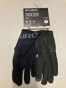 ! Giro Trixter Adult Small Cycling MTB Bike Gloves Black