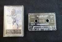 THE ROLLING STONES BRIDGES TO BABYLON Tape Cassette Ex Fast Free Post to UK
