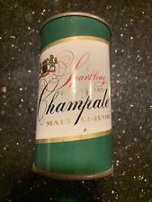 Clean Sparkling Champale Flat Top Metropolis Brewing