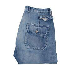"HUGO BOSS Hugo 701 Blue men Jeans in Size 33 (inseam 30 1/4"")"