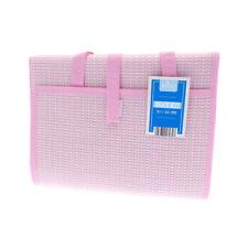 Country Club Beach Mat, Pink 90 x 180cm Picnic Foldable Travel Blanket Summer