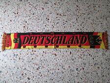 d6 sciarpa GERMANIA football federation association scarf bufanda schal germany