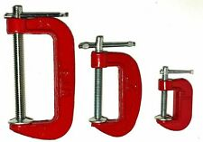 3 Pc G Clamp Set 1