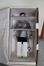 "19"" Danbury Mint Royal Wedding Prince Andrew Groom Doll Nrfb"