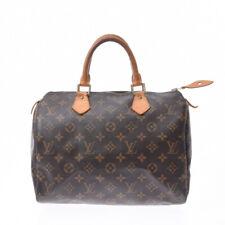 LOUIS VUITTON Monogram Monogram line Brown M41526 Hand Bag 805000934623000