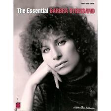 The Essential Barbra Streisand - Songbook Klavier, Gesang & Gitarre Noten