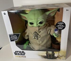 Baby Yoda The Child Plush * Star Wars The Mandalorian * Costco Exclusive * NEW