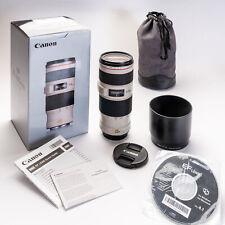 "70-CANON EF 200mm f/4 L IS USM-PRO SERIE ""L' Lente"