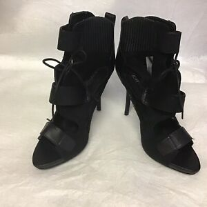 Womens Just Fab Heels Size 10