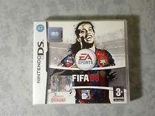 FIFA 08 2008 - NINTENDO NDS DS DSi 3DS 2DS PAL ITA ITALIANO COMPLETO COME NUOVO