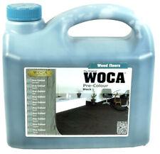 Woca Pre-Colour Fußboden, Möbel, Holz, Beize *Schwarz* 2,5 Liter (19,98 €/L)