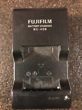 FUJI FILM BATTERY CHARGER BC-45B USED. B9