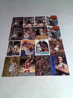 *****Todd Fuller*****  Lot of 32 cards.....17 DIFFERENT / Basketball