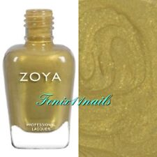 ZOYA ZP901 SCOUT shimmering moss green nail polish ~ WANDERLUST Collection NEW