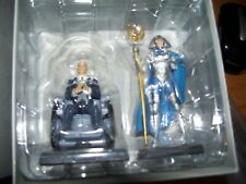 PROFESSOR X & LILANDRA   Classic Marvel Figurine NEW IN BOX