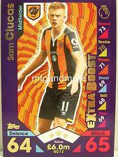 Match ATTAX 2016/17 Premier League-uc12 Sam Clucas-Extra Boost