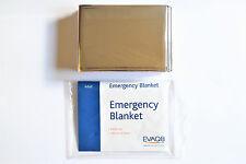 EMERGENCY - FOIL - SURVIVAL BLANKET