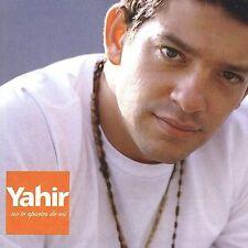 No Te Apartes de Mi (Edicion Amiga) by Yahir (CD, Sep-2005, WEA Latina) NEW