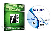 WINZIP WINRAR RAR & Zip arhived compressione dei file decompressi Software per Windows