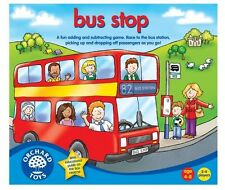 Orchard Toys Bus Stop Adding & Subtracting Educational Number Game