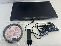 Acer R240HY bidx 23.8-Inch IPS HDMI DVI VGA (1920x1080) Widescreen Monitor,Black